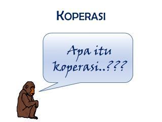 K OPERASI