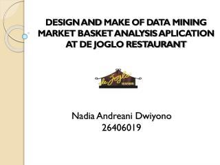 Nadia Andreani Dwiyono 26406019