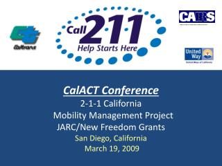 California Alliance of Information and Referral Service