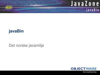 javaBin