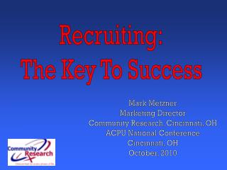Recruiting: The Key To Success