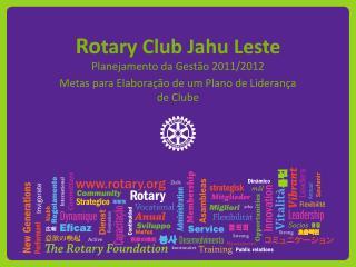 Ro tary Club Jahu Leste
