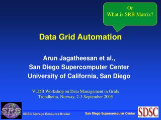 Data Grid Automation