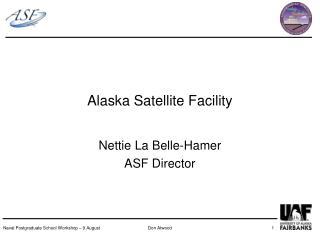 Alaska Satellite Facility
