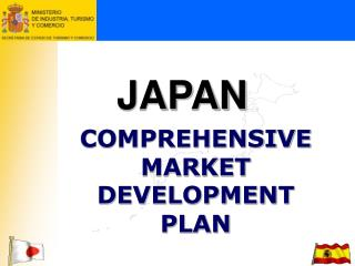 COMPREHENSIVE MARKET DEVELOPMENT PLAN