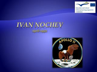 Ivan  Nochev 1916-1991