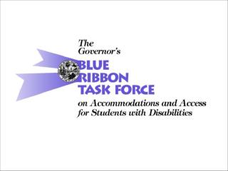 Assessment and Accommodations for Students with Disabilities   Draft Report   November 2002