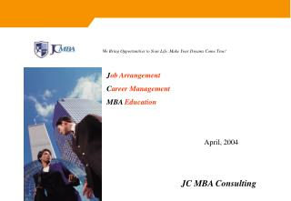 JC MBA Consulting