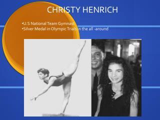 CHRISTY HENRICH