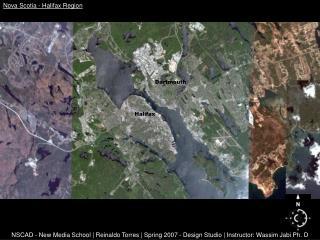 Nova Scotia - Halifax Region