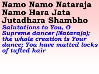 Danava Mada Samhari  You are the destroyer of demonic bad qualities