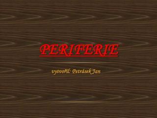 periferie