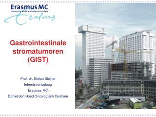 Gastrointestinale stromatumoren  (GIST)