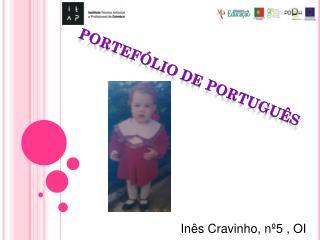Portefólio de Português