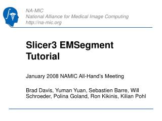 Slicer3 EMSegment Tutorial