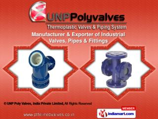 PVDF Valves  &  Plastic Valves