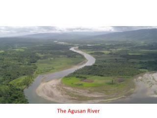 The Agusan River