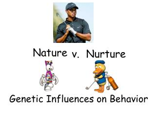 Genetic Influences on Behavior