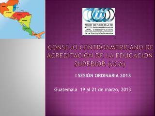 Consejo Centroamericano de Acreditación de la Educación Superior (CCA)