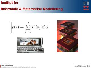Institut for Informatik & Matematisk Modellering