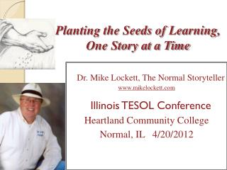 Planting the Seeds of Learning, One Story at a Time