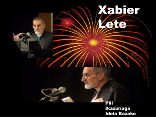 Xabier Lete