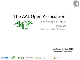 The AAL Open Association