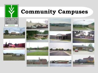 Community Campuses
