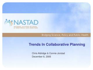 Trends In Collaborative Planning
