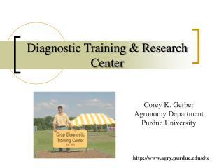 Diagnostic Training & Research Center