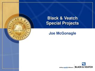 Black & Veatch  Special Projects