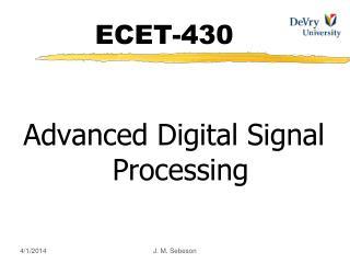 ECET-430