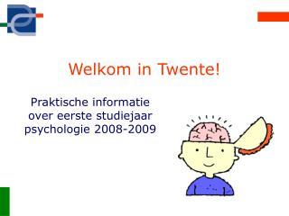 Welkom in Twente!