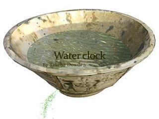 W ater clock