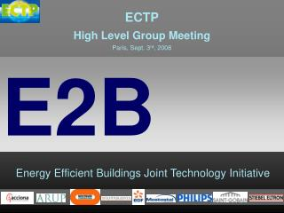 Energy Efficient Buildings Joint Technology Initiative