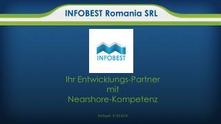 Ihr Entwicklungs-Partner mit Nearshore-Kompetenz Stuttgart, 31.03.2014