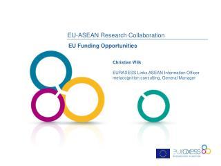 EU-ASEAN Research Collaboration