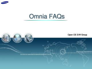 Omnia FAQs