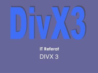 DIVX 3