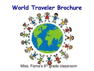 World Traveler Brochure
