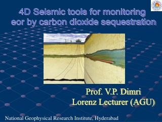 4D Seismic tools for monitoring  eor by carbon dioxide sequestration