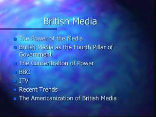 British Media