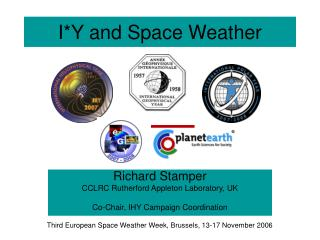 I*Y and Space Weather