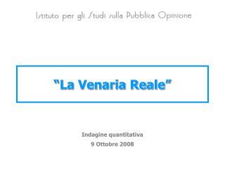 """La Venaria Reale"""