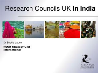 Research Councils UK  in India