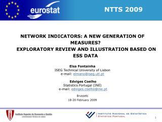 NTTS 2009