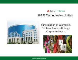 Participation of Women in Electoral Process through Corporate Sector