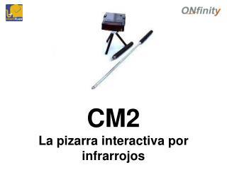 CM2 La p izarra i nteractiva por infrarrojos