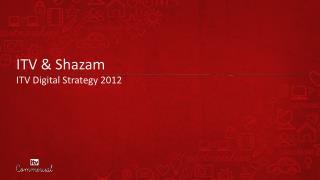 ITV & Shazam