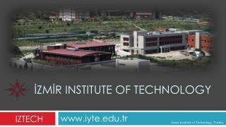 ?ZM?R INSTITUTE OF TECHNOLOGY